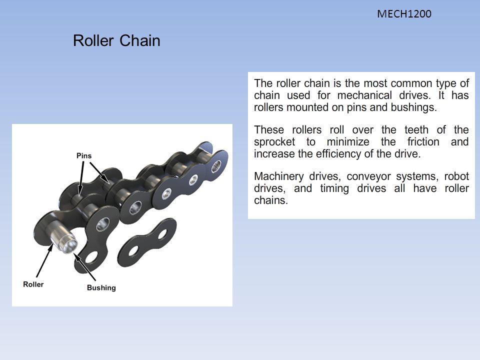 Roller Chain MECH1200