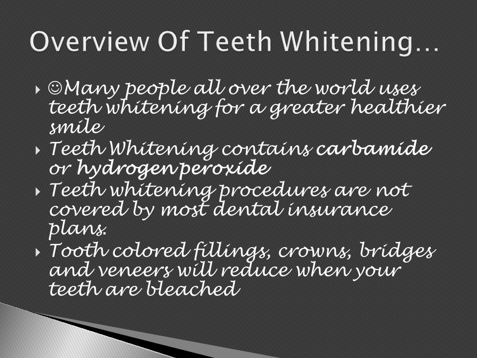 Good whitening teeth! Bad Teeth Without Any Whitening!