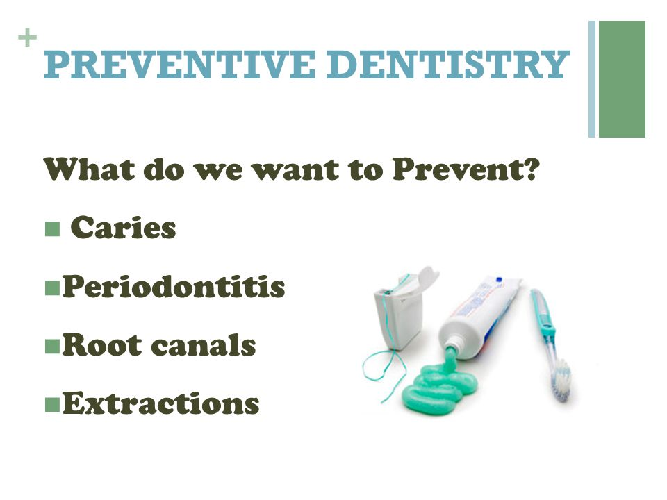 + How to Prevent Dental Problems from Occurring.