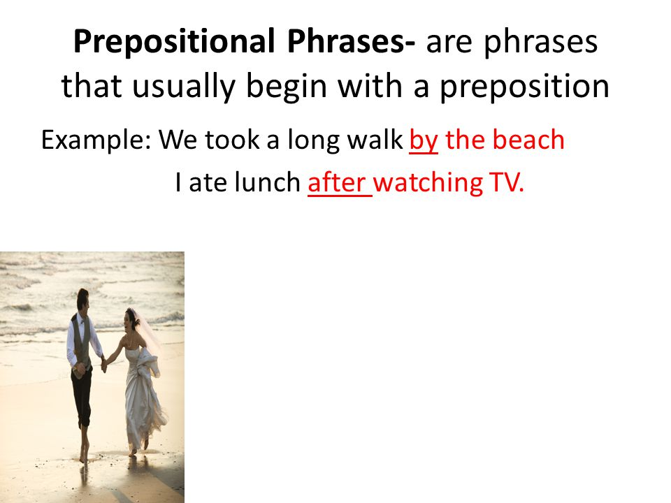 Why is it important to know how to combine sentences with prepositional phrases.