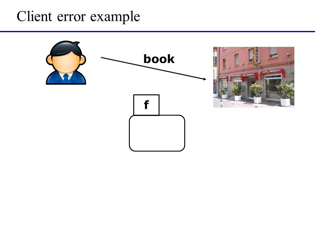Client error example book f