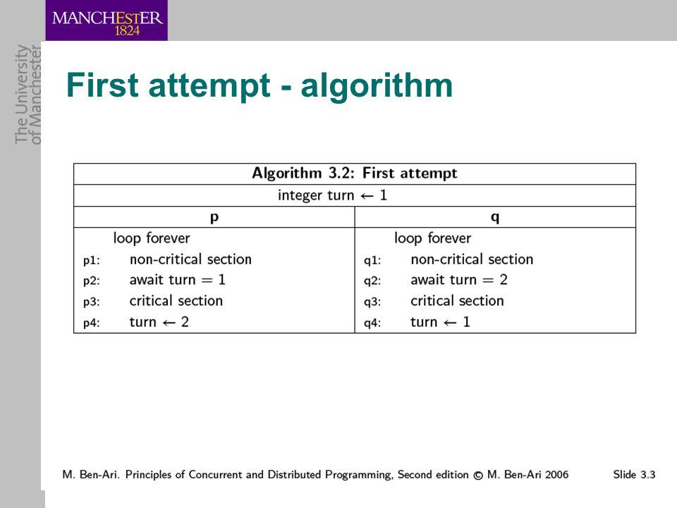 Sept 2011 11 First attempt - algorithm