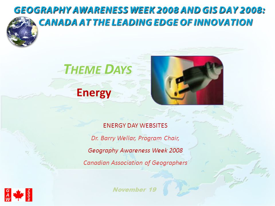ENERGY DAY WEBSITES Dr.