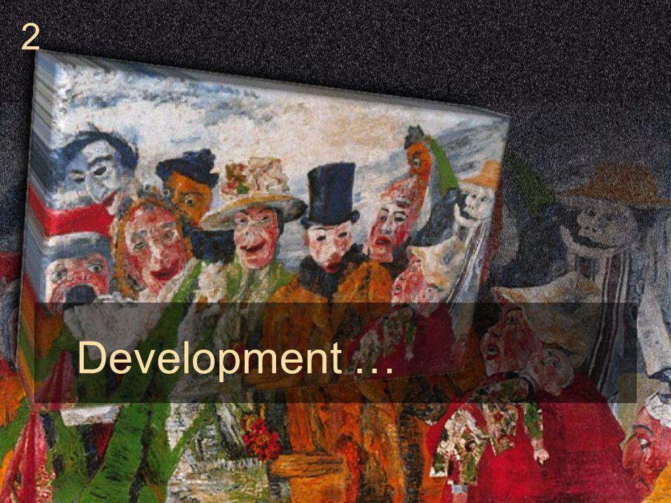 Development … 2