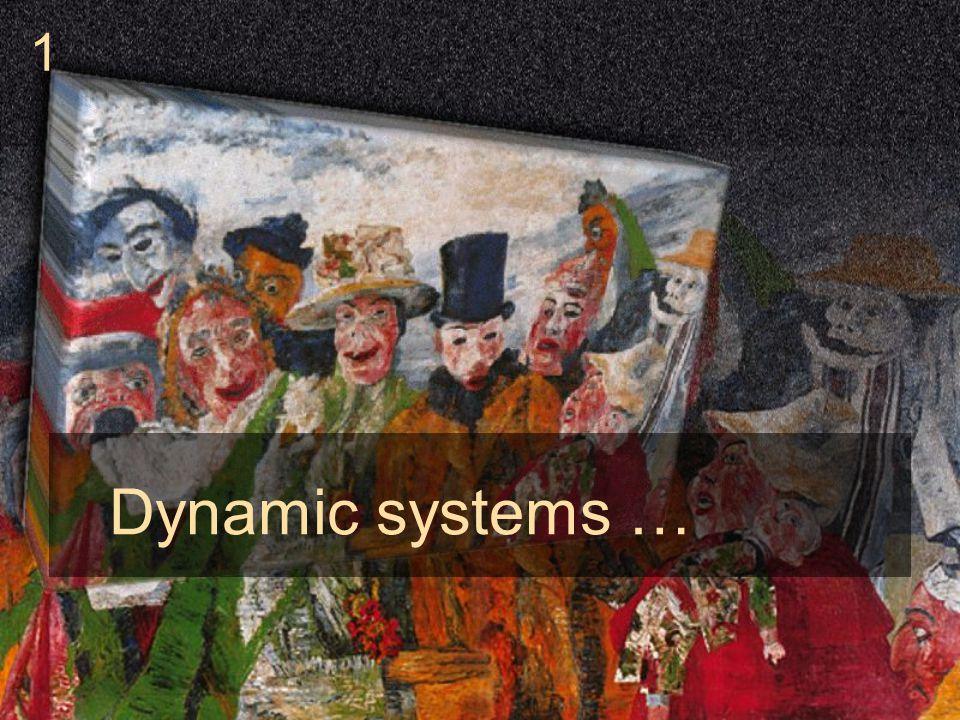 Dynamic systems … 1