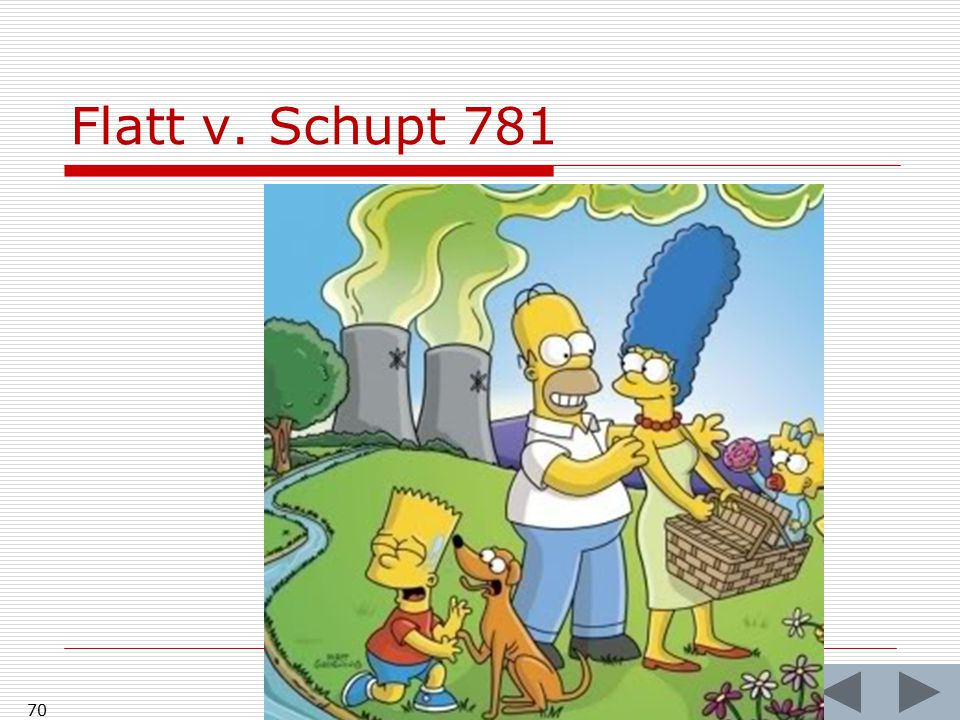 Flatt v. Schupt 781 70