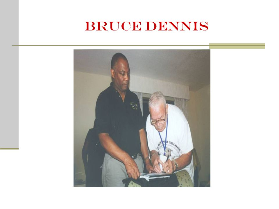 Bruce Dennis