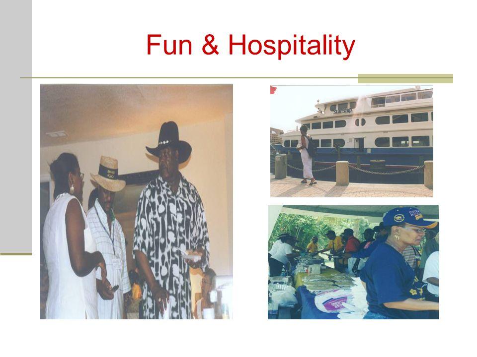 Fun & Hospitality
