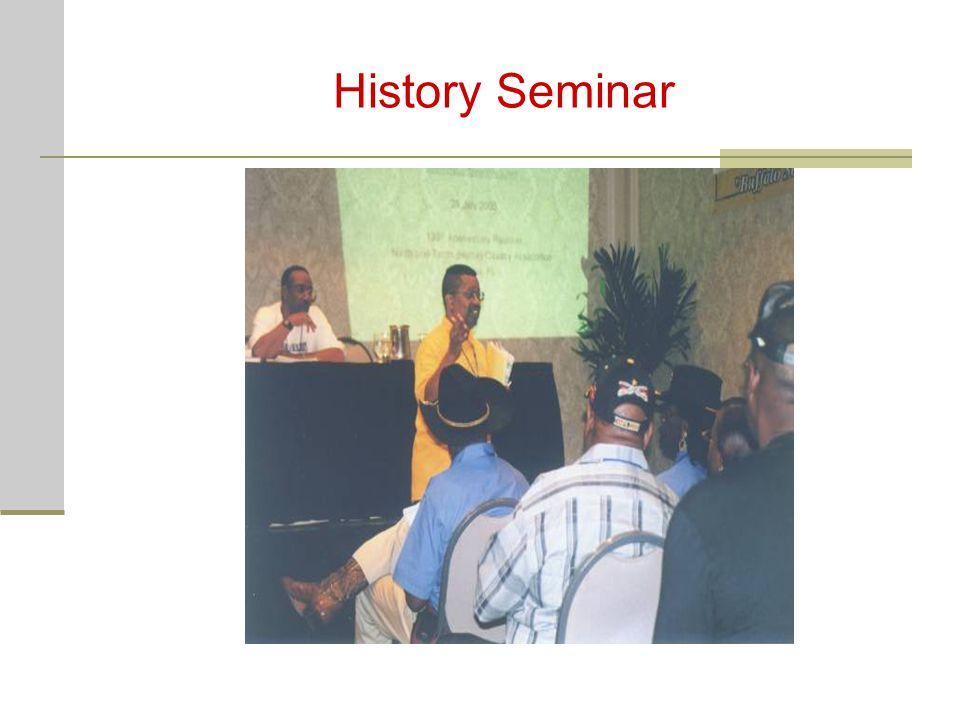 History Seminar