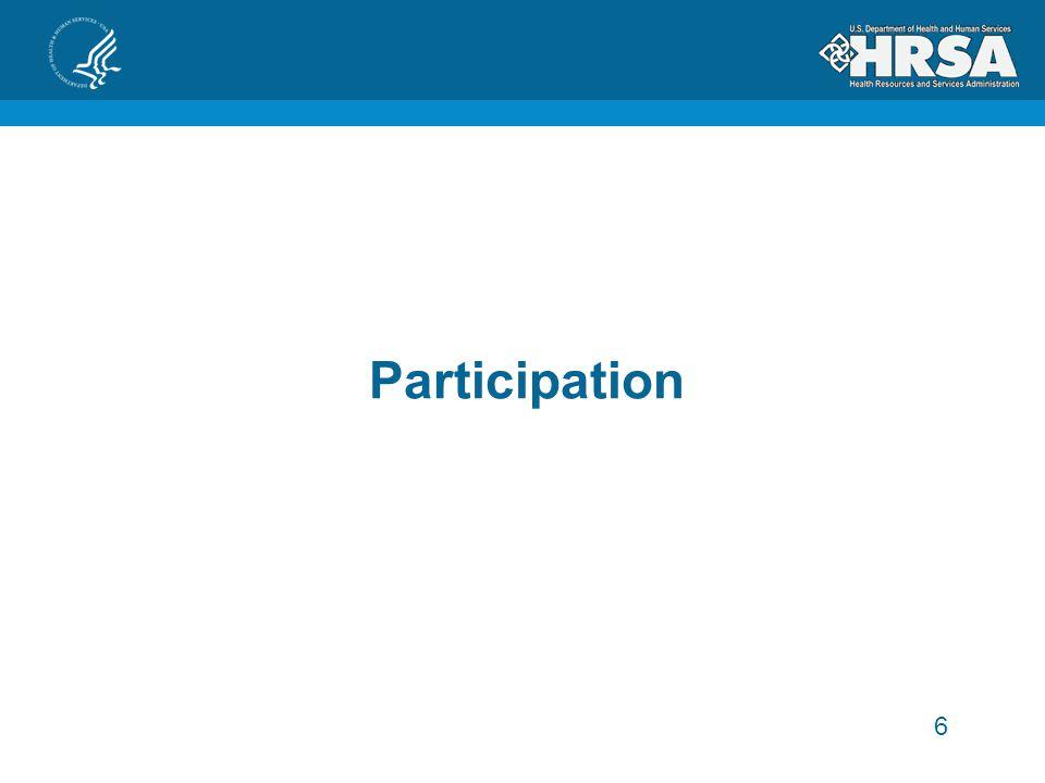 6 Participation