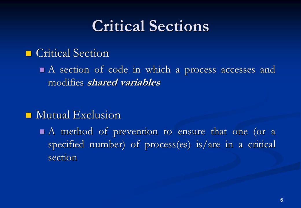 27 Second Attempt (for jBACI) Program secondattempt; Var c1, c2 : integer; Procedure p; Beginrepeat while c2 = 0 do; c1 := 0; CS; c1 := 1; NCS; until false; End; Procedure q; Beginrepeat while c1 = 0 do; c2 := 0; CS; c2 := 1; NCS; until false; End; Begin (* main program *) c1:= 1; c2:= 1; (* Both processes are not in their CS *) cobegin p; q coend End.