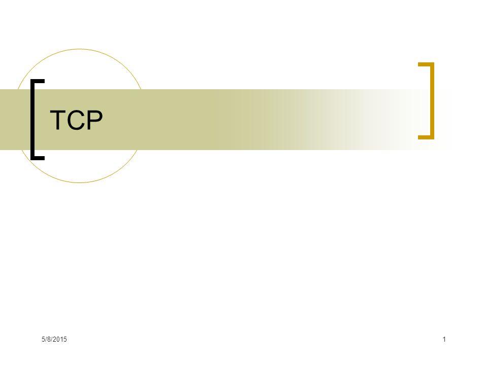 5/8/20151 TCP