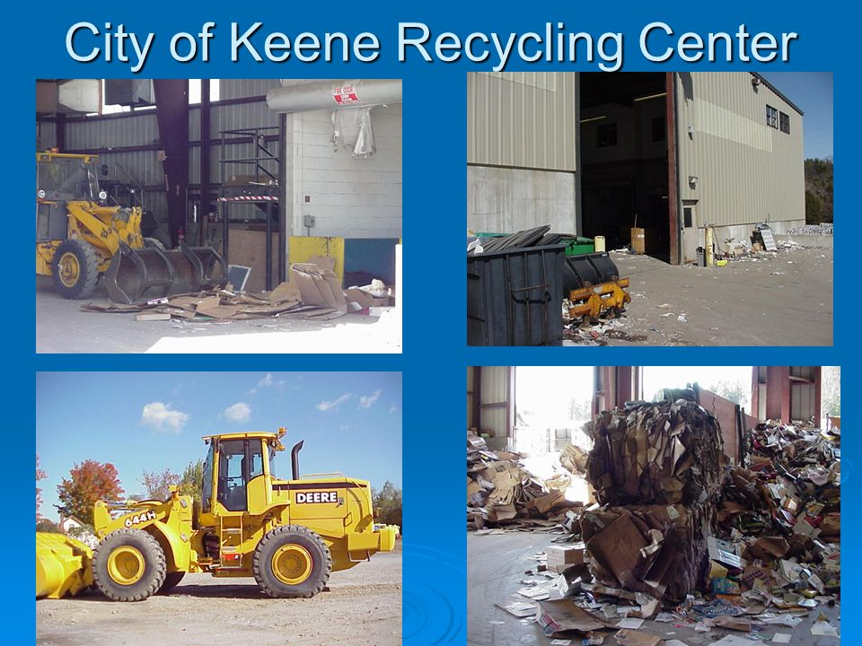 City of Keene Recycling Center