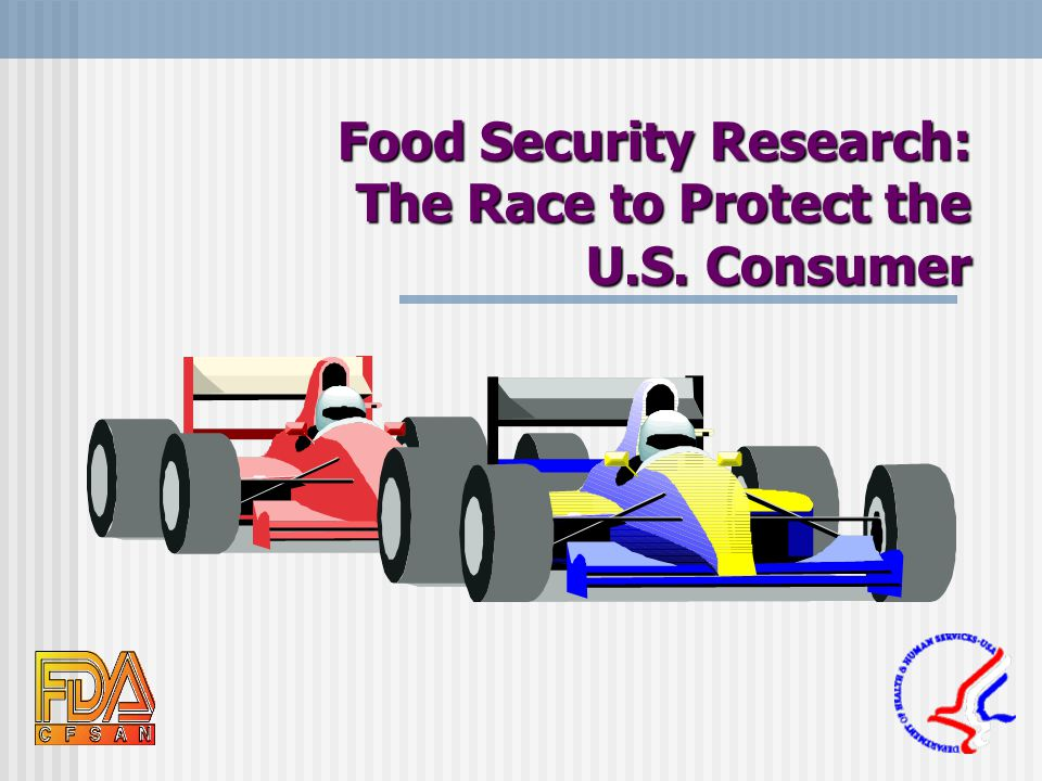 Food Security Research: The Race to Protect the U.S. Consumer