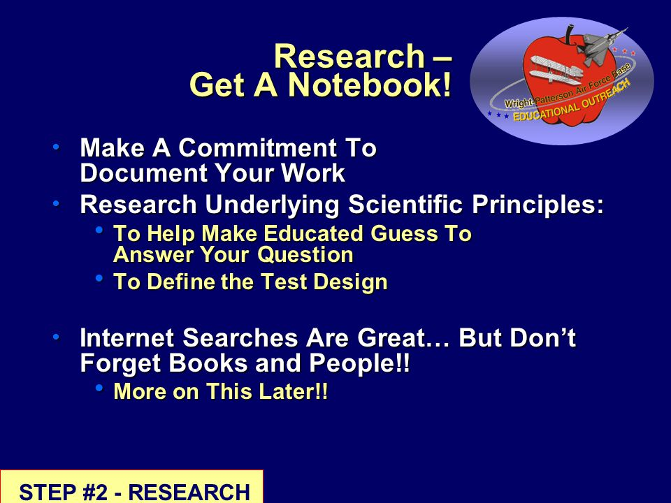Research – Get A Notebook.