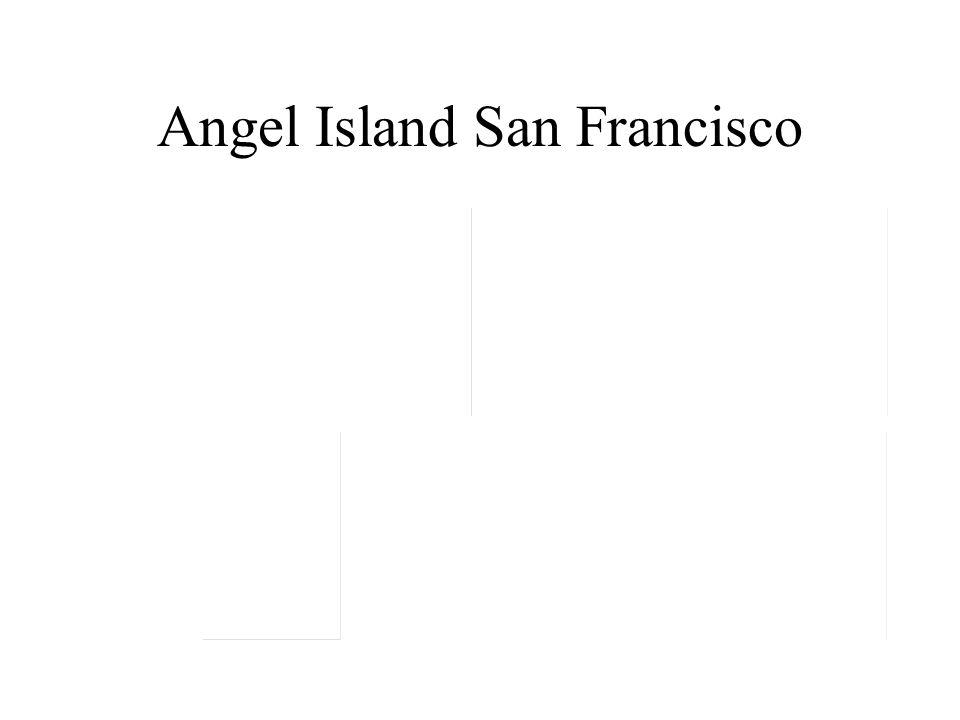 Angel Island San Francisco