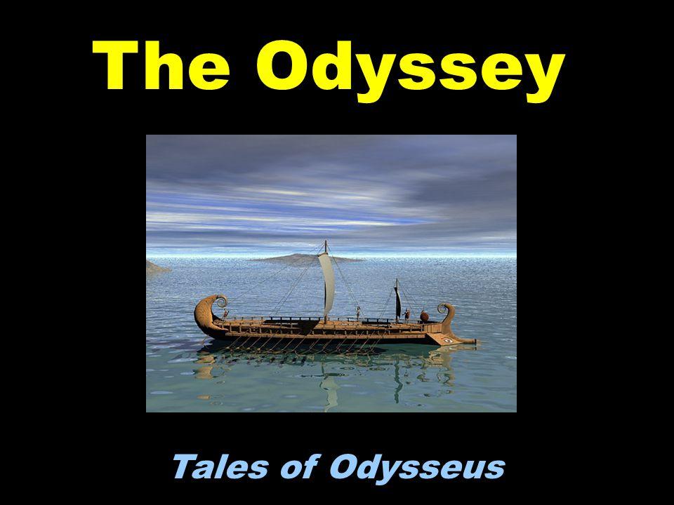 The Odyssey Tales of Odysseus