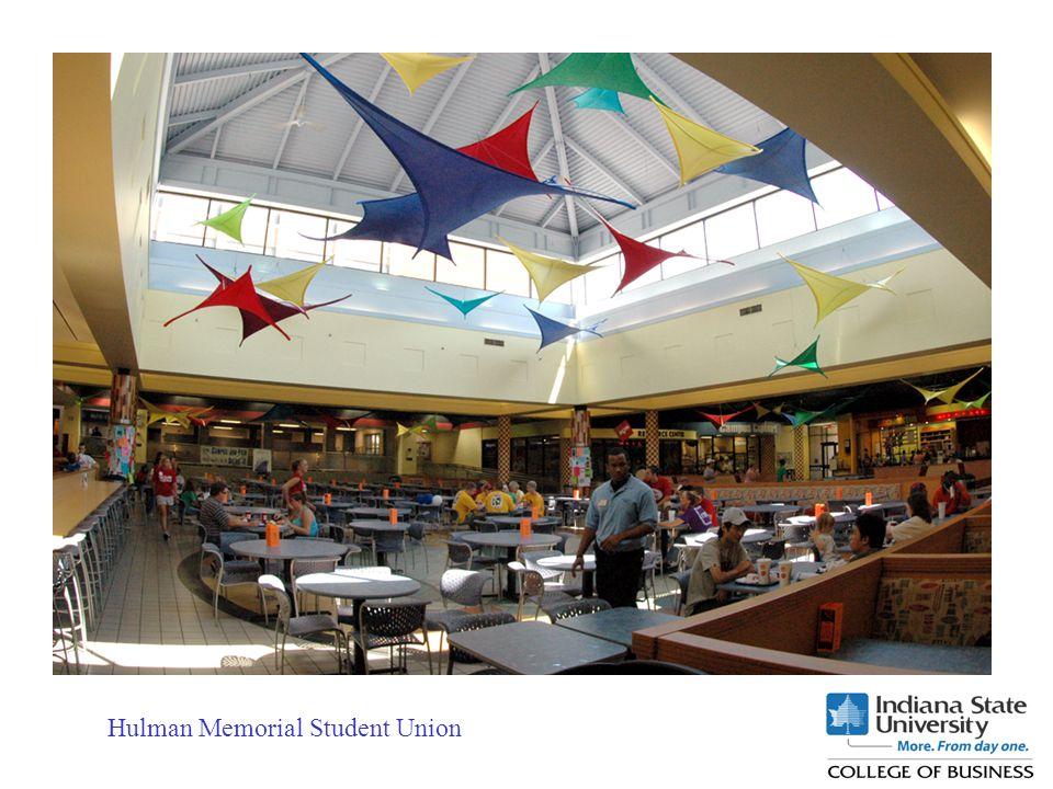 Hulman Memorial Student Union
