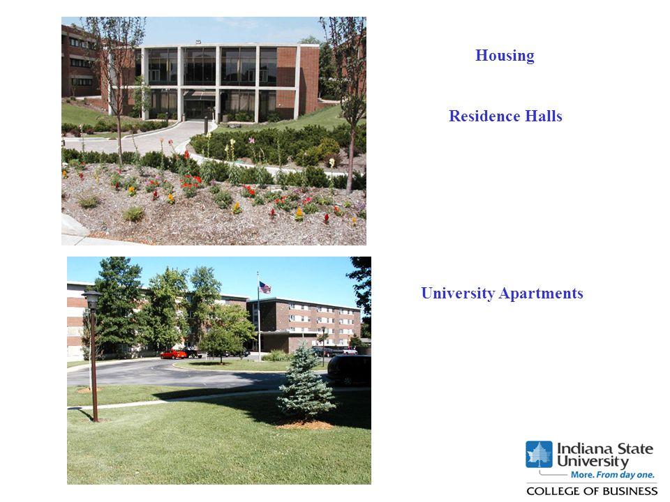 University Apartments Housing Residence Halls