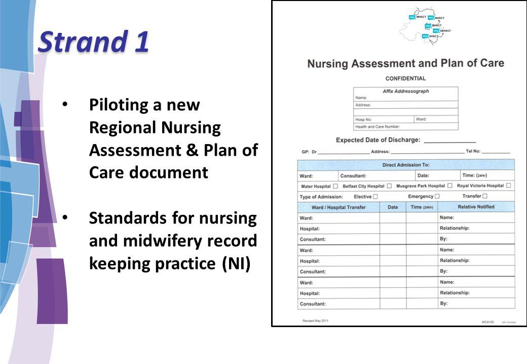 Strand 2 Practice Improvement Programme www.nipec.hscni.net/recordkeeping/