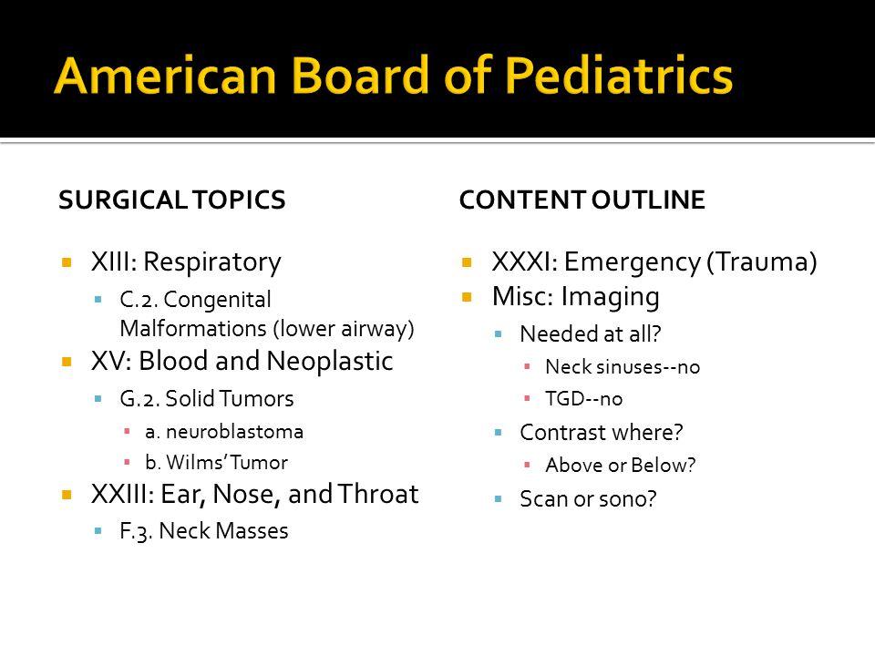  Most common types: boy= rectourethral fistula; girls= rectovestibular fistula  VACTERL workup.