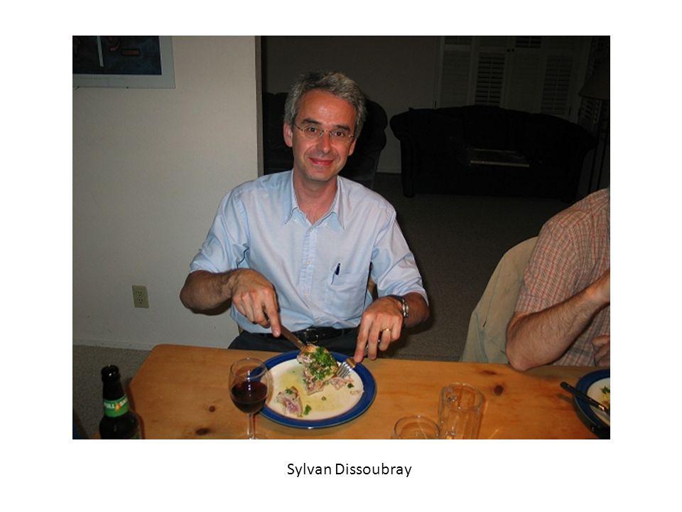 Sylvan Dissoubray