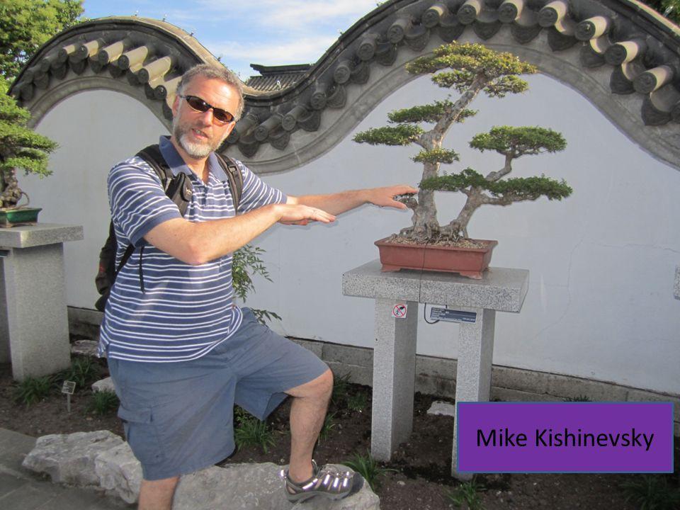 Mike Kishinevsky