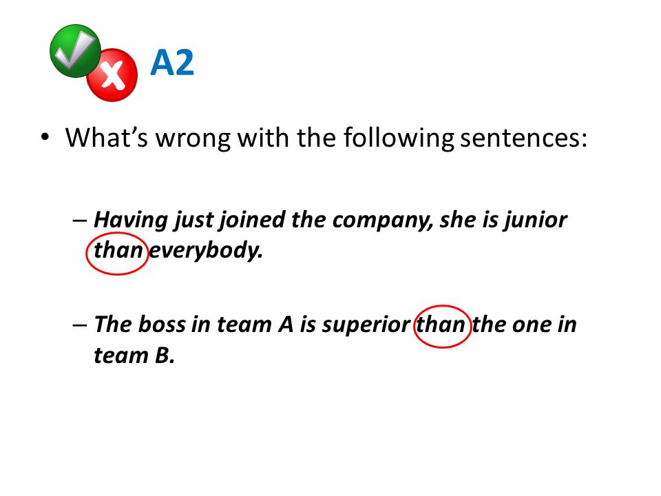 A9 The underlined adjectives are used wrongly in the following sentences: – 1) The price of the house is cheap.