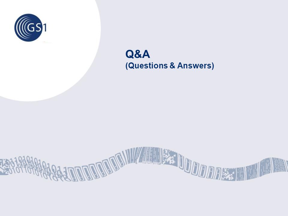 Q&A (Questions & Answers)