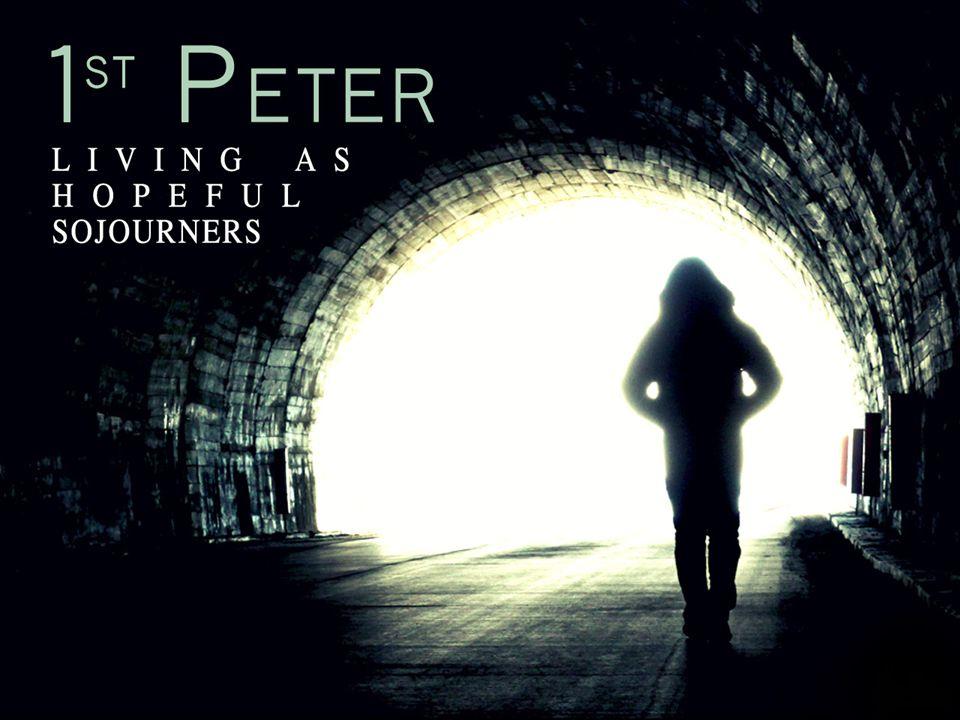 SUBVERSIVE SOJOURNERS 1 Peter 2:11-20