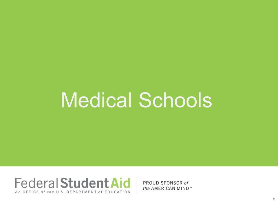 Medical Schools 6