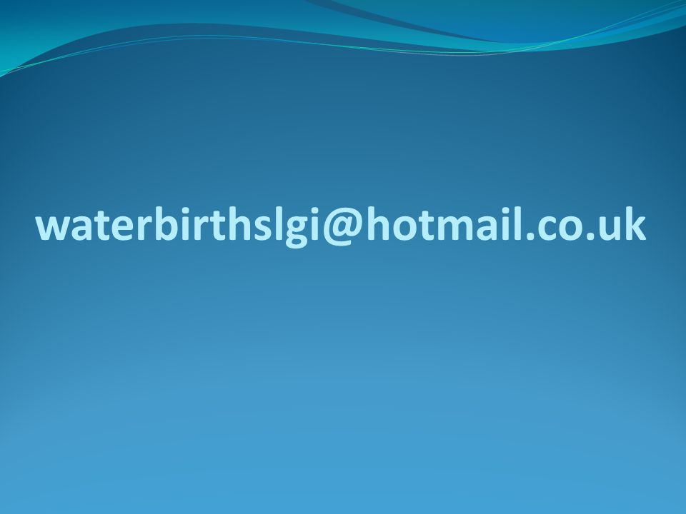 waterbirthslgi@hotmail.co.uk