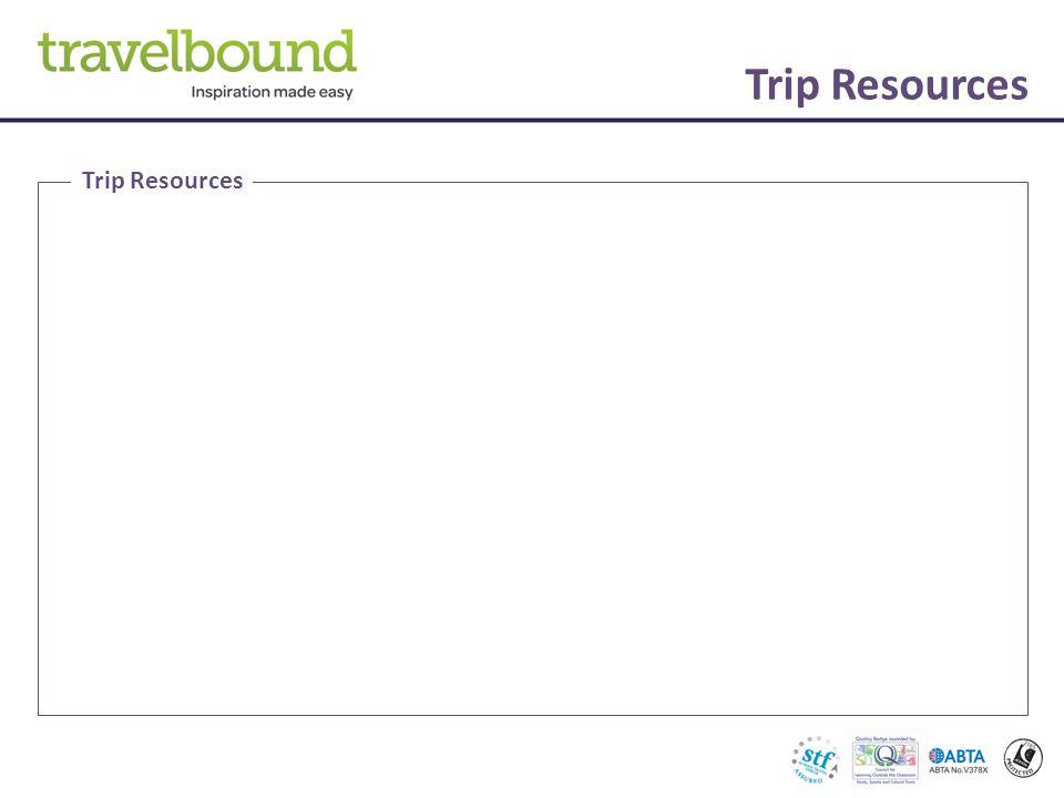 Trip Resources