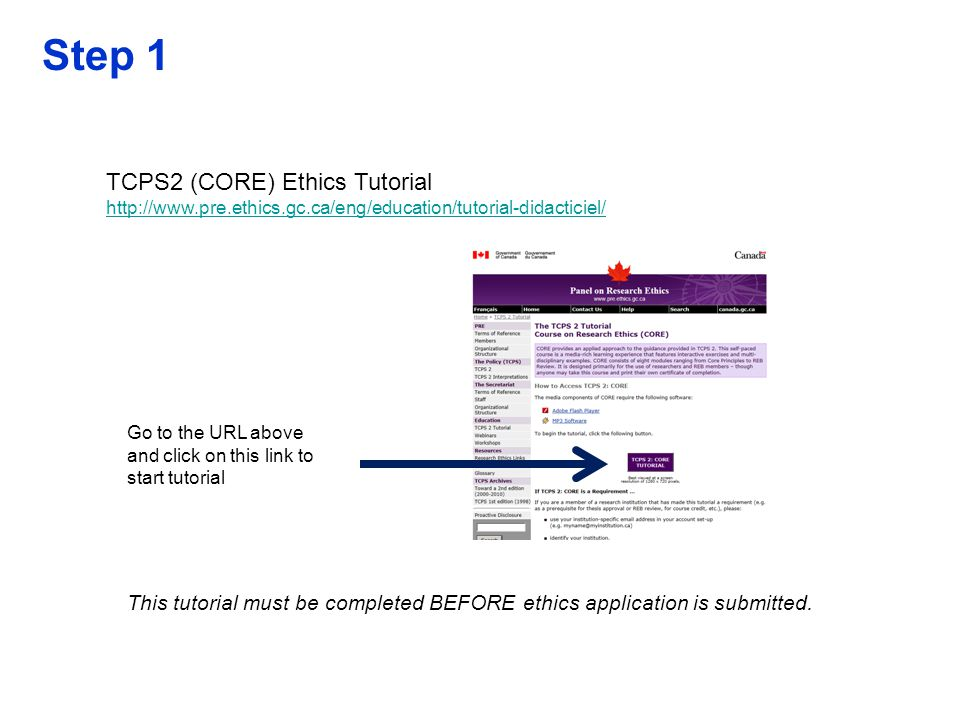 Form 101 - Ethics Application You must received Full Clearance before data collection can start ***NEW*** For steps on submitting an ethics application go to the Office of Research Ethics' NEW website at: https://uwaterloo.ca/research/office-research- ethics/research-human-participants/application- process Instructions on how to complete Form 101 Step 2