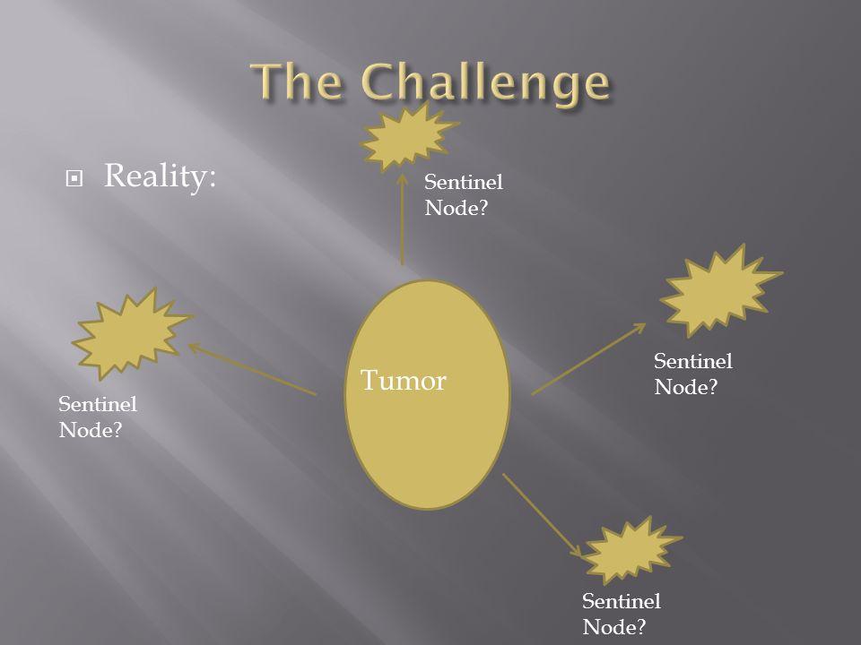  Reality: Tumor Sentinel Node?