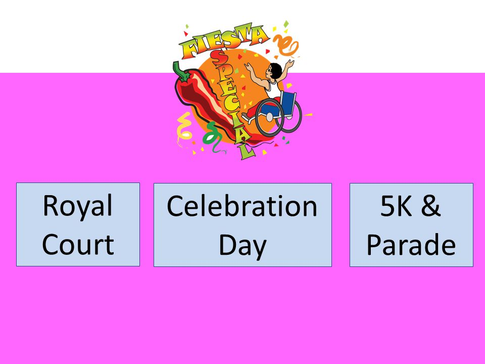 5K & Parade Celebration Day Royal Court