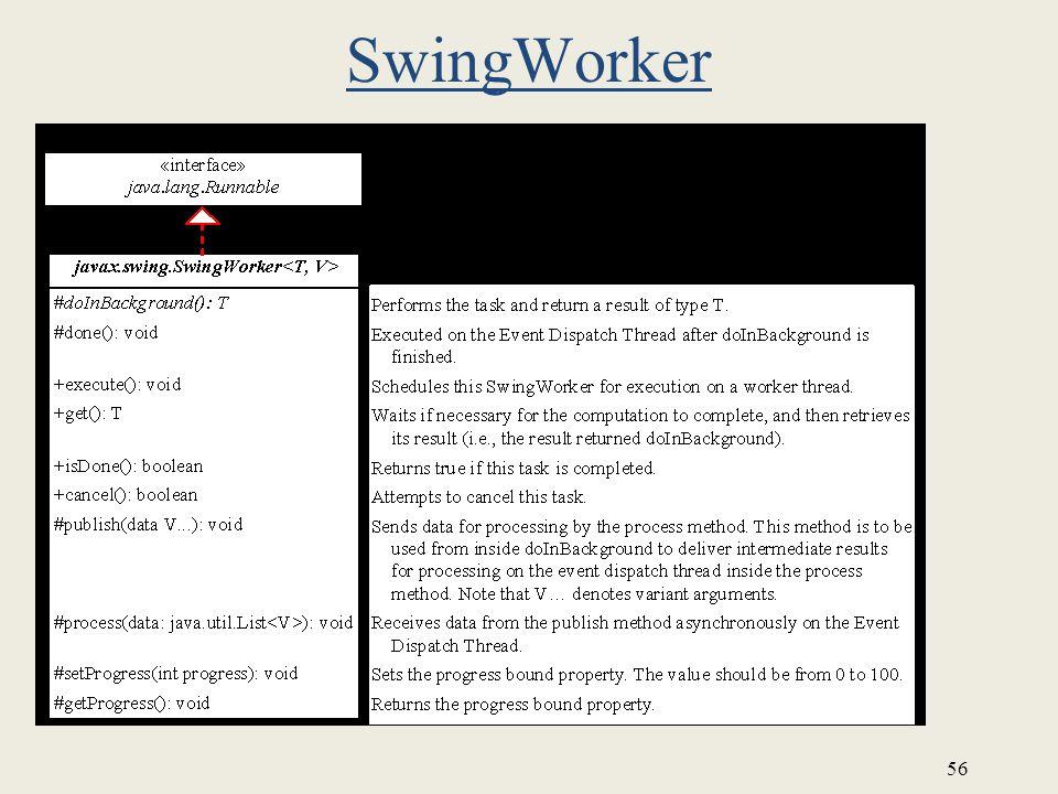 56 SwingWorker