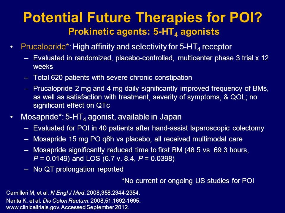 Potential Future Therapies for POI.