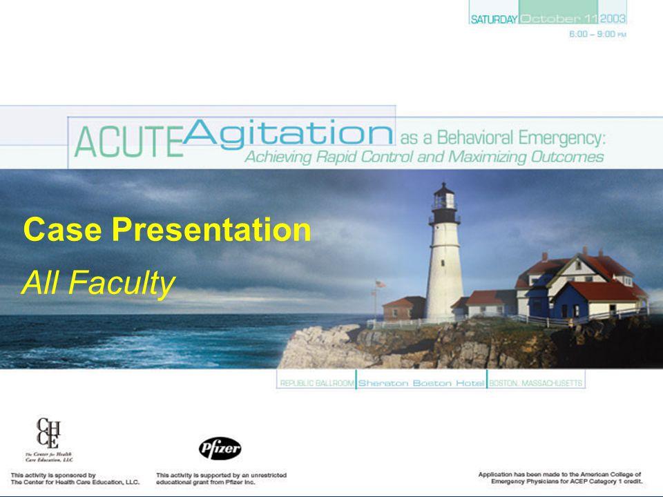 Case Presentation All Faculty