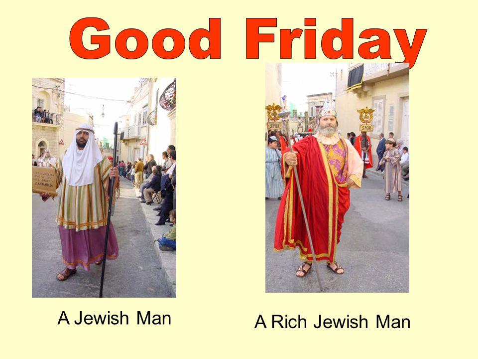 A Jewish Man A Rich Jewish Man