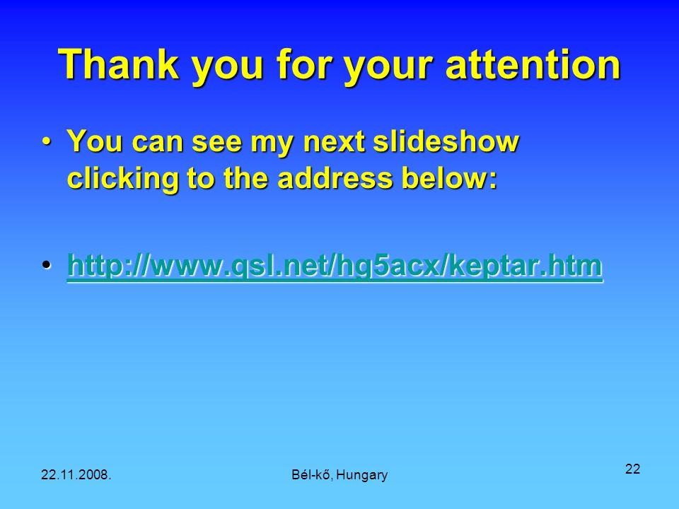 22.11.2008.Bél-kő, Hungary 21