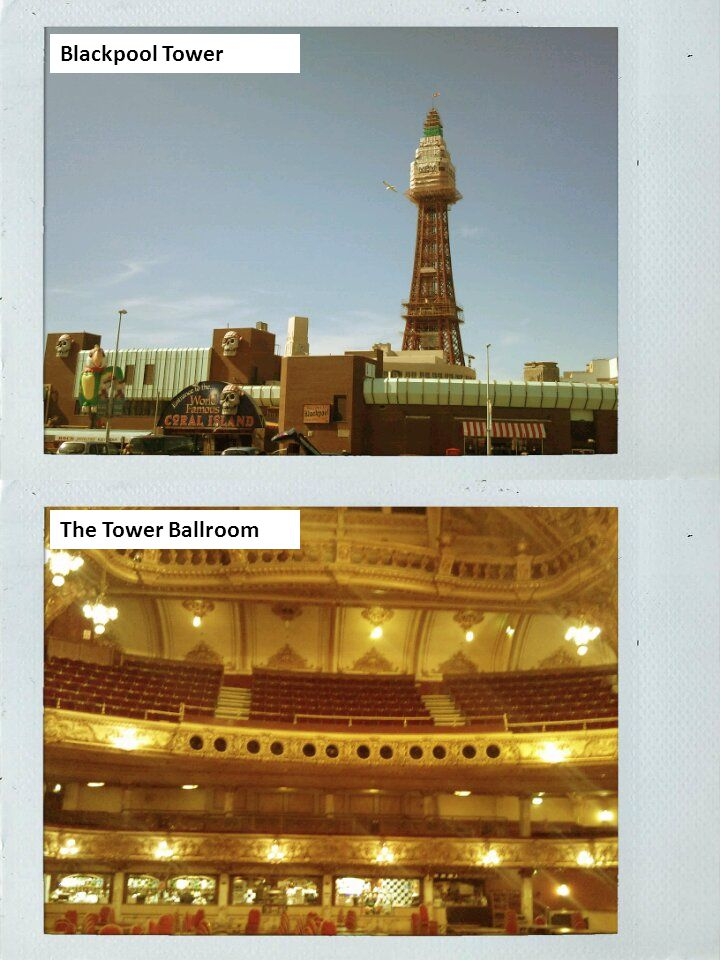 Blackpool Tower The Tower Ballroom