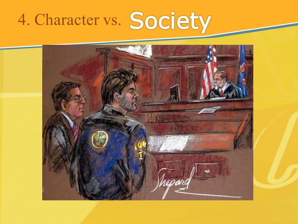 4. Character vs.