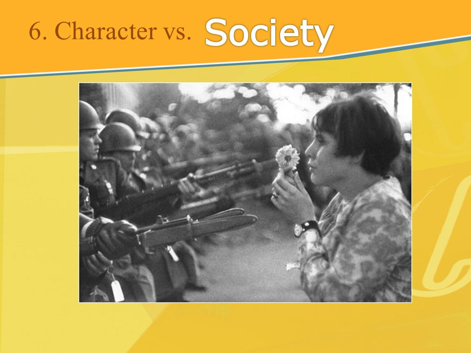 6. Character vs.