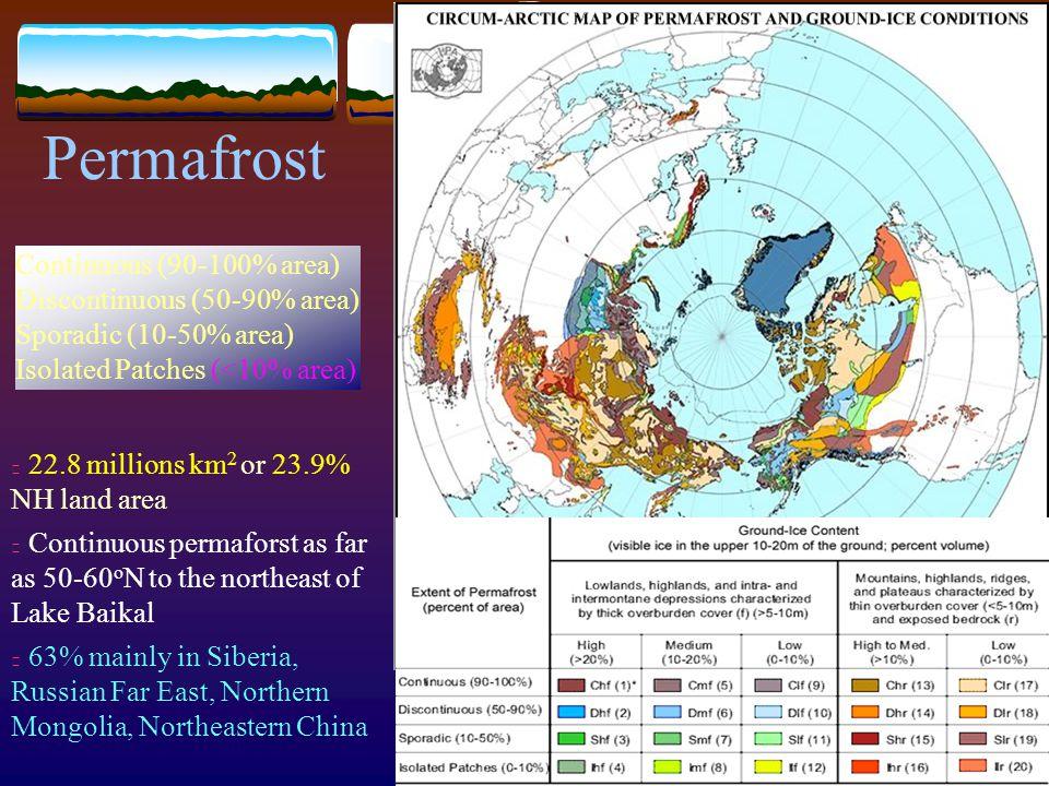 Vulnerability of frozen carbon D.V. Khvorostyanov 1,2, G.