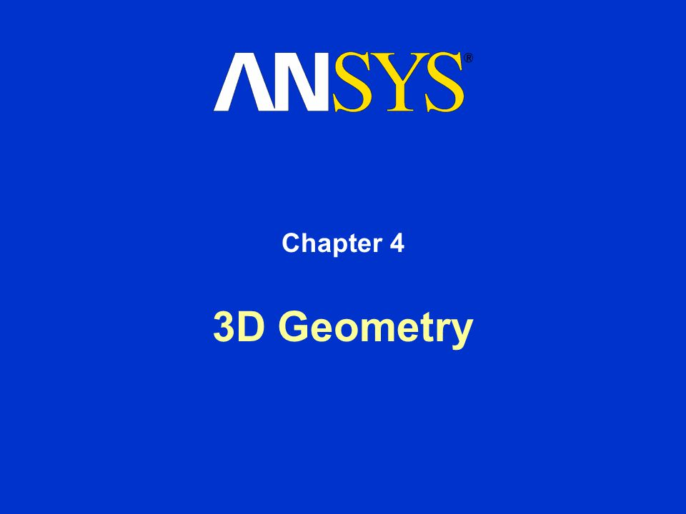 Training Manual December 17, 2004 Inventory #002176 4-2 3D Geometry Contents Bodies and Parts 3D Features Boolean Operations Feature Direction Feature Type Feature Creation Workshop 4-1, Catalytic Converter