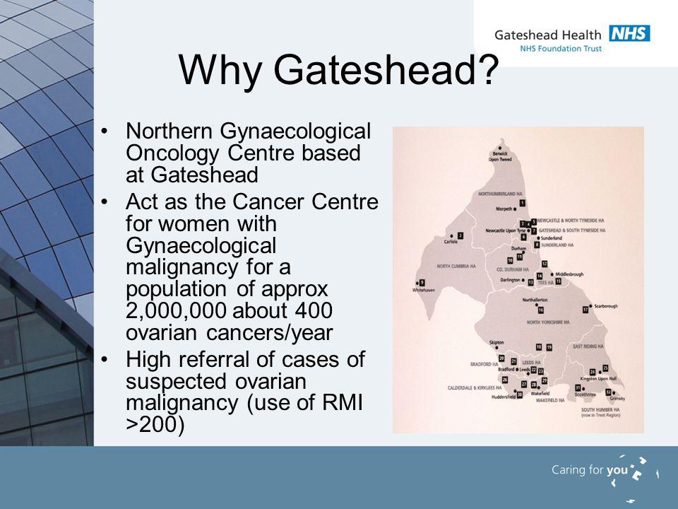Why Gateshead.