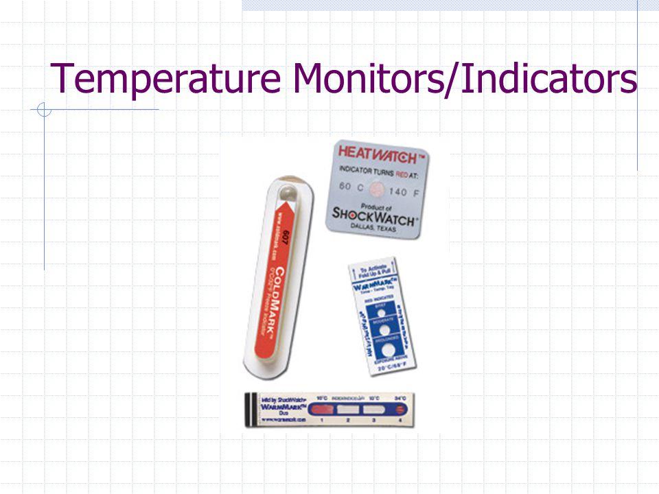 Temperature Monitors/Indicators