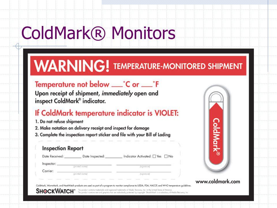 ColdMark® Monitors