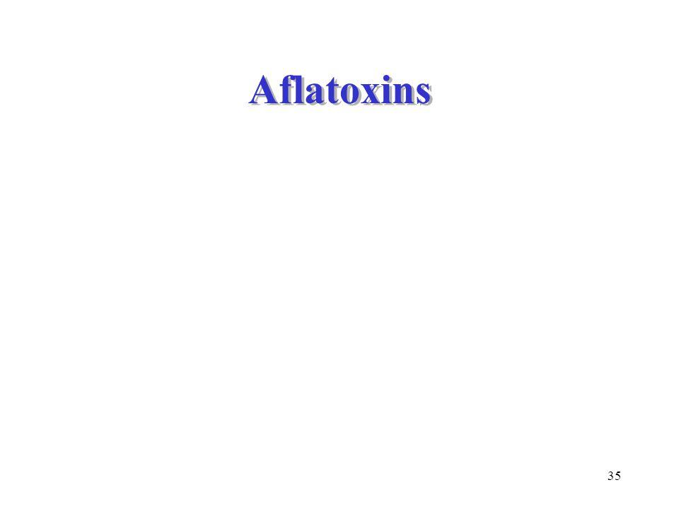 Aflatoxins 35